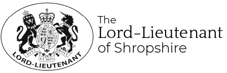 Lord-Lieutenant of Shropshire