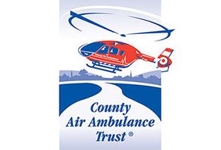 County Air Ambulance Trust logo