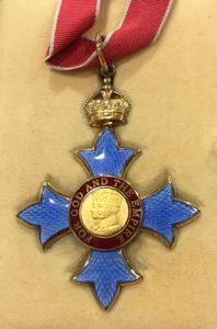 CBE Honour Medal