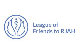 League of Friends Robert Jones and Agnes Hunt Orthopaedic Hospital logo