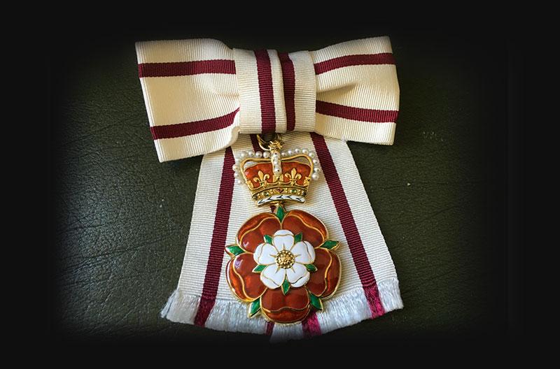 Lord-Lieutenant badge