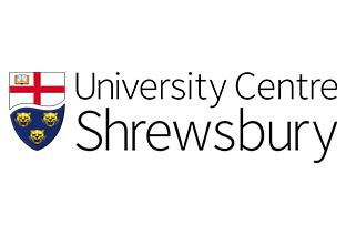 Shrewsbury University logo