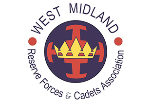 West Midland Reserve Forces and Cadets Association logo