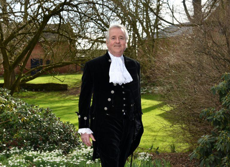 High Sheriff of Shropshire