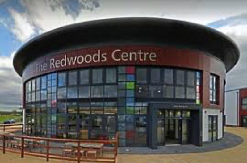 Shropshire Lord-Lieutenant's visit to Redwoods Centre, Shrewsbury
