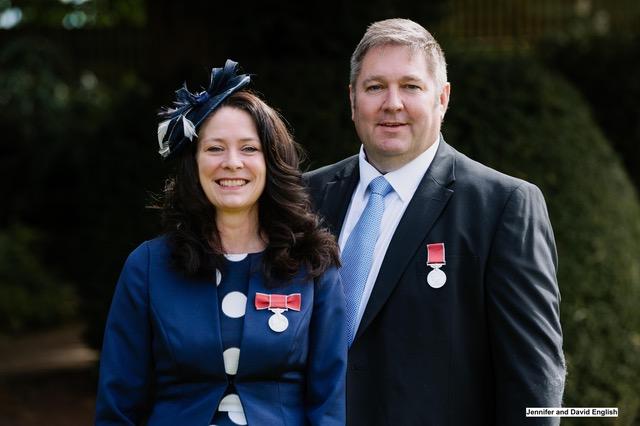 David & Jennifer English
