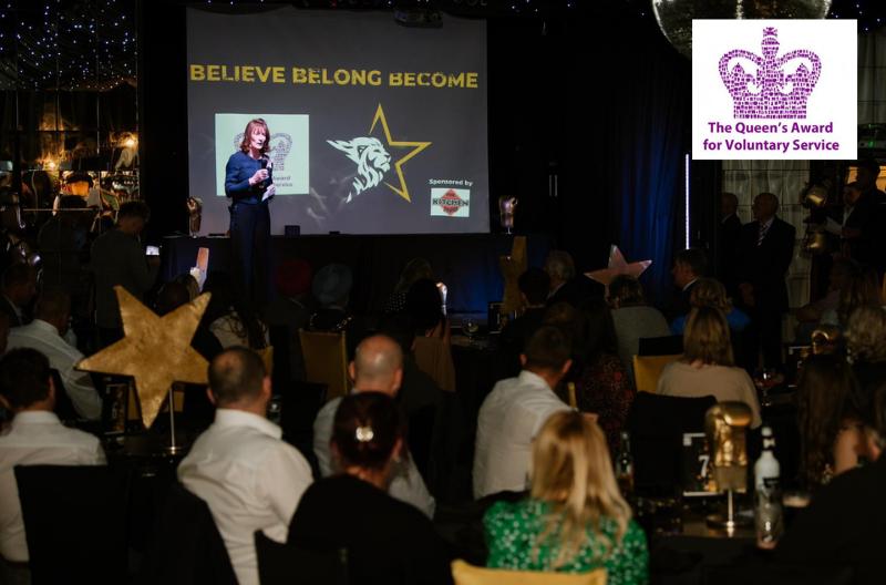 QAVS Presentation to Bright Star Boxing Club