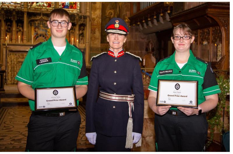 St John's Ambulance Service - Shrewsbury