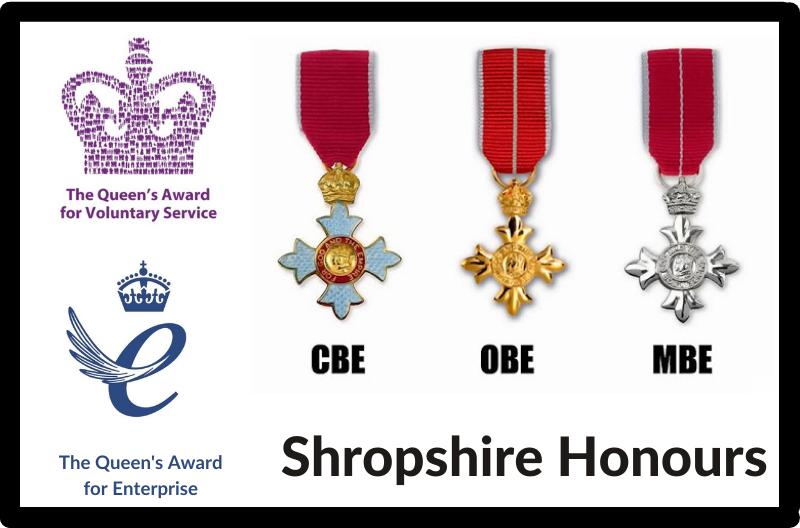 Shropshire Honours