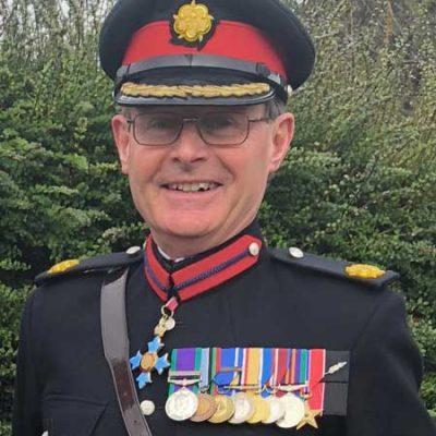 Vice Lord-Lieutenant Mark Cuthbert-Brown